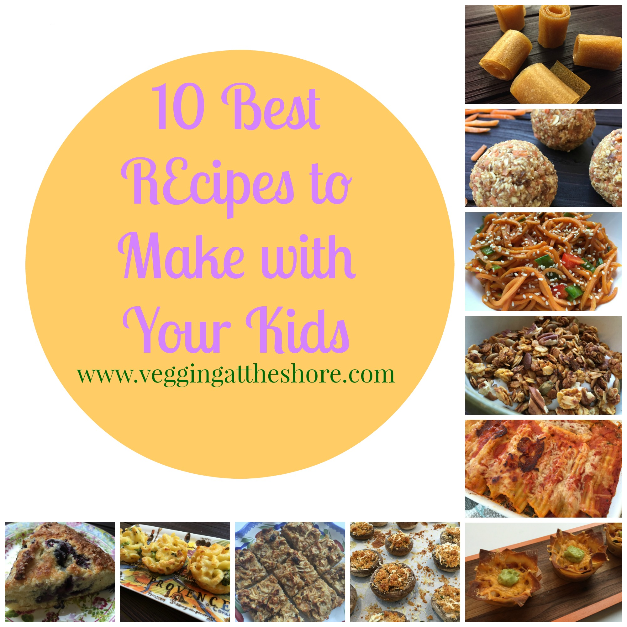 10-best-recipes-to-make-with-your-kids